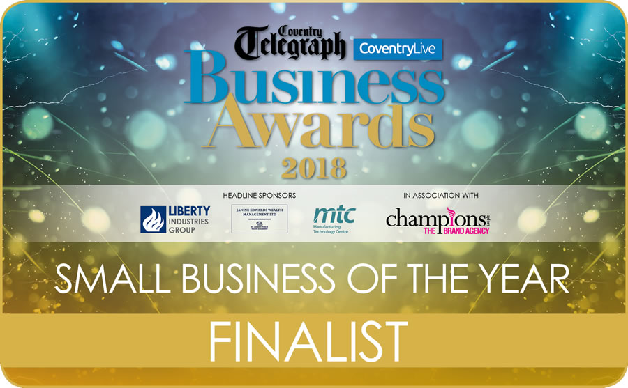 CTBA 2018 Small Business of the Year Finalist
