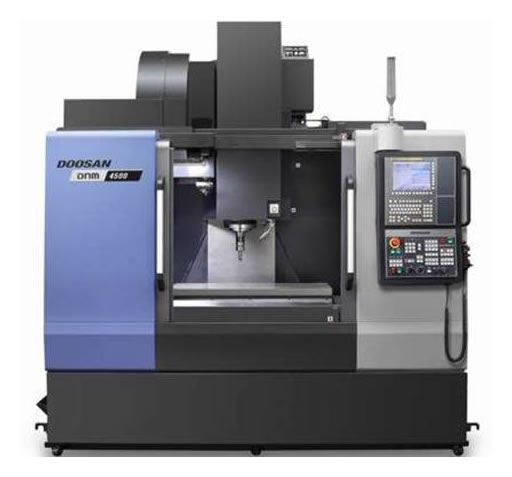 4th Axis Machine Centre